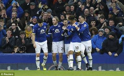 Chi tiết Everton – Man City: Tan nát tại Goodison Park (KT) - 10