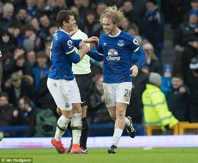 Chi tiết Everton – Man City: Tan nát tại Goodison Park (KT) - 13