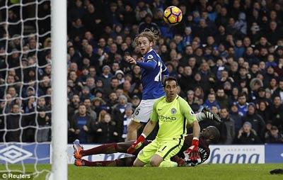 Chi tiết Everton – Man City: Tan nát tại Goodison Park (KT) - 12