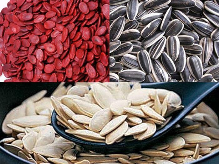 Bật mí cách lựa chọn các loại hạt để ăn Tết - 1