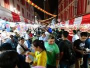 """Thế giới - Người Singapore """"thắt lưng buộc bụng"""" dịp Tết năm nay"""