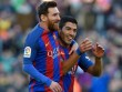Phá lưới 35 đội ở Tây Ban Nha, Messi sánh ngang Raul