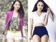 Chân dài giống Hoa hậu Trương Tử Lâm khiến dân mạng sôi sục