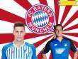 Tin chuyển nhượng 15/1: Bayern chính thức có thêm 2 tân binh