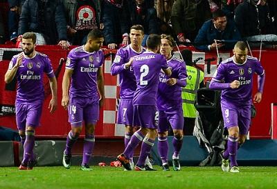 Chi tiết Sevilla - Real Madrid: Cú sút xa lịch sử (KT) - 8