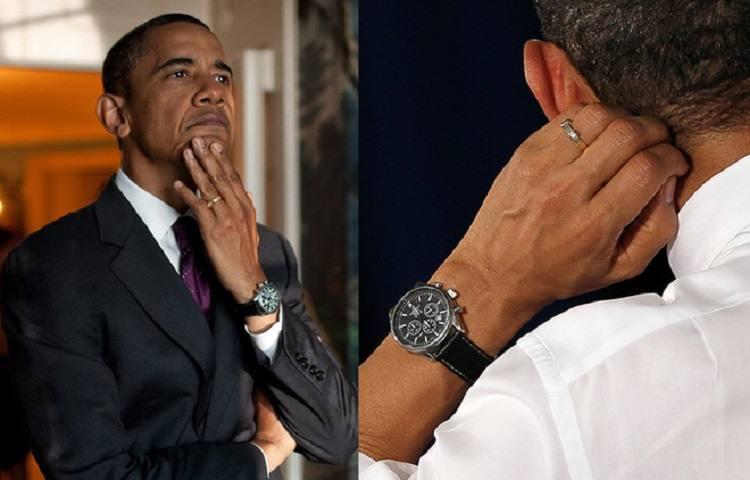 """Đồng hồ nguyên thủ quốc gia: Bush bình dân, Putin hàng """"đỉnh"""" - 1"""