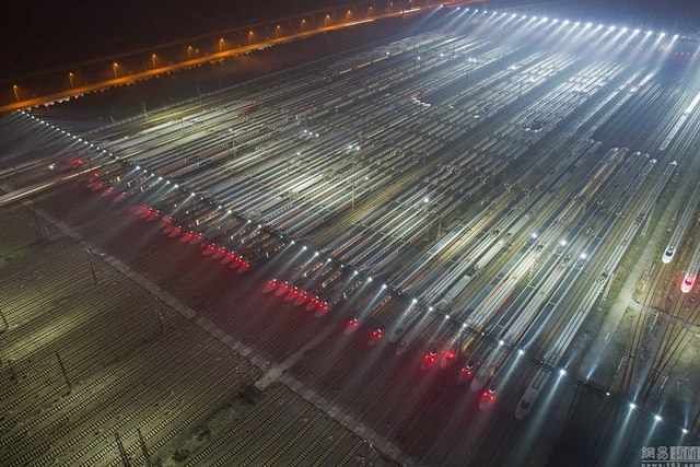 Đại di cư TQ: 3 tỉ lượt người dồn dập về quê đón Tết - 1
