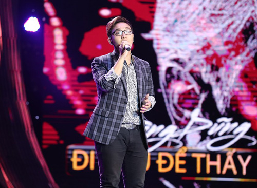 "Hoàng Dũng ""The Voice"" gây sốt tại Sing my song - 2"