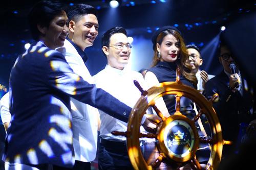 Bình Minh, Trương Ngọc Ánh, Nguyễn Hồng Thuận bắt tay hợp tác kinh doanh - 1
