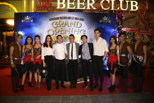 Bình Minh, Trương Ngọc Ánh, Nguyễn Hồng Thuận bắt tay hợp tác kinh doanh - 5