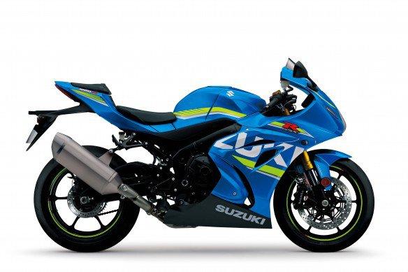 Suzuki công bố hàng loạt giá các mẫu xe mới - 1