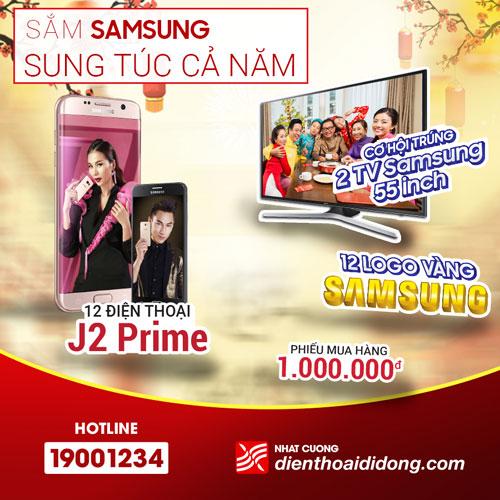 """Mua Samsung nhận quà """"khủng"""" trong dịp Tết Đinh Dậu - 3"""