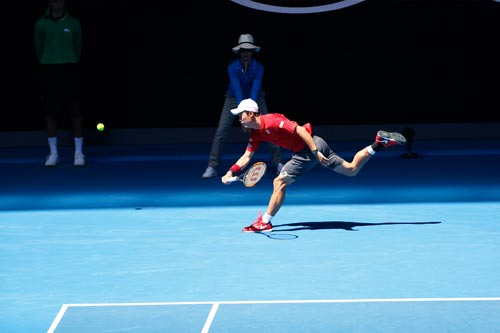 "Nishikori – Kuznetsov: ""Samurai"" gặp ác mộng (V1 Australian Open) - 1"