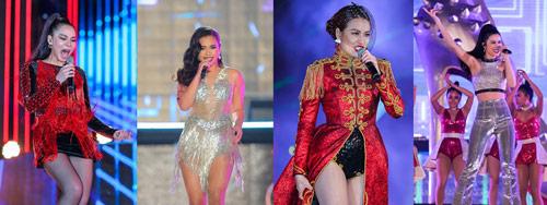 """Mãn nhãn """"show diễn của những kỷ lục"""" VinID 2017 - 4"""