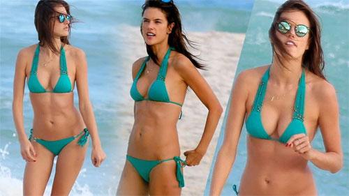 """Bộ sưu tập bikini nhỏ xíu cực đẹp của """"bom sex Brazil"""" - 7"""