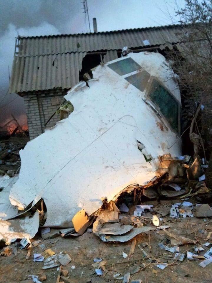 Máy bay Thổ Nhĩ Kỳ rơi, 37 người thiệt mạng - 2