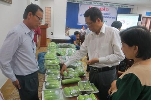 Người dân TPHCM có thể truy xuất nguồn gốc rau bằng điện thoại - 2
