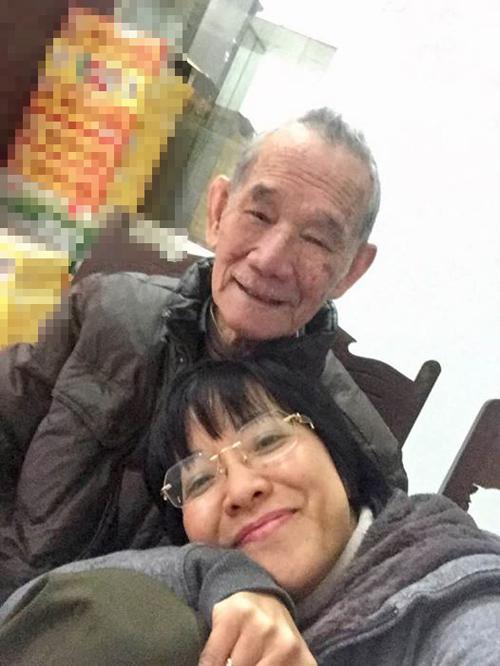 MC Thảo Vân chia sẻ xúc động về cha của Công Lý - 3