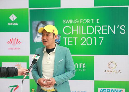 """CENGOLF tổ chức thành công giải golf """"Swing for the children's Tet 2017"""" - 3"""