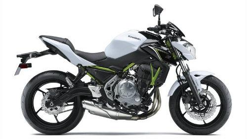 2017 Kawasaki Z650 ABS dọa nạt Yamaha FZ-07 - 1