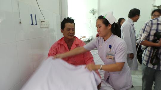 Bán hủ tíu, nhiễm bệnh liên cầu lợn - 1