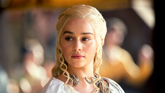 Nhờ vai  mẹ Rồng  của Trò chơi vương quyền, nữ diễn viên nhận được nhiều đề cử tại hạng mục Nữ diễn viên được yêu thích nhất, Nữ diễn viên phụ xuất sắc nhất tại các giải thưởng lớn.