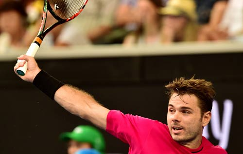 Australian Open ngày 1: Wawrinka khổ chiến 5 set - 1