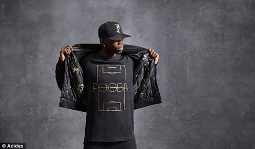 Paul Pogba quảng cáo thời trang, chọc giận CĐV MU - 1