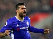 """Costa nổi loạn ở Chelsea: Chiêu trò của """"siêu cò"""""""