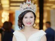 Á hoàng Thu Lộc rạng rỡ trong đêm dạ tiệc Lady Luxury Night