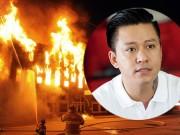 Ca nhạc - MTV - Tuấn Hưng lao vào đám cháy cứu 4 người tại Đà Nẵng