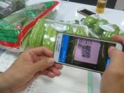 Thị trường - Tiêu dùng - Người dân TPHCM có thể truy xuất nguồn gốc rau bằng điện thoại