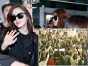 Ca nhạc - MTV - Hàng trăm fan Việt quây kín T-ara khiến sân bay náo loạn