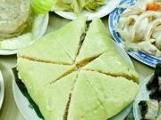 Cách gói bánh chưng vuông bằng tay đảm bảo xanh, đẹp, ngon
