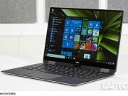 """Dell XPS 13 2 trong 1: Laptop siêu di động """"hot"""" nhất thị trường"""