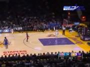 """Bóng rổ NBA: Bật tung cảm xúc cú """"buzzer beater"""""""