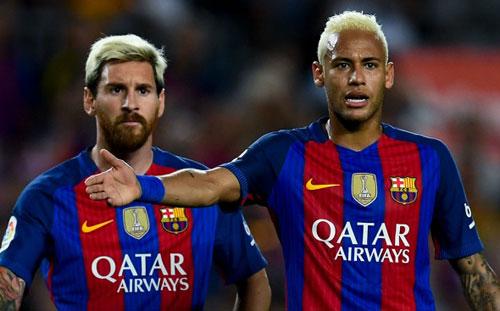 """Đắt giá nhất thế giới: Neymar-Messi cho CR7 """"hít khói"""" - 1"""
