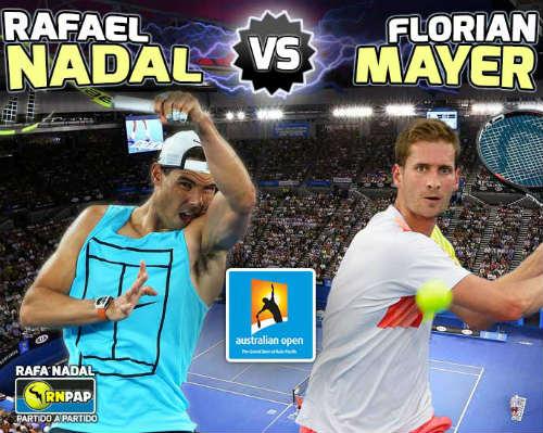 Australian Open ngày 2: Simon, Raonic thắng dễ - 5