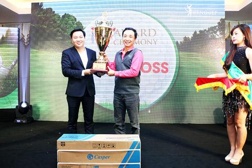 """CENGOLF tổ chức thành công giải golf """"Swing for the children's Tet 2017"""" - 7"""