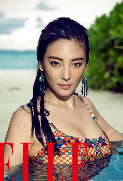 Bản sao Song Hye Kyo bị chê lố trước Phạm Băng Băng - 6