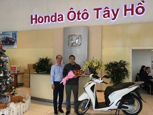 """Honda VN công bố kết quả rút thăm chương trình """"Lái thử, đặt xe, trúng City"""" - 2"""