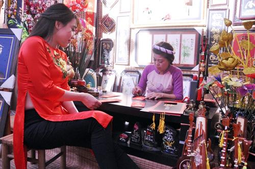 Tận hưởng không khí Tết xưa giữa Sài Gòn hoa lệ - 5