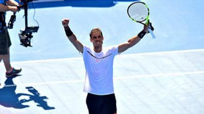 Chi tiết Nadal – Mayer: Sai lầm trả giá (KT) - 3