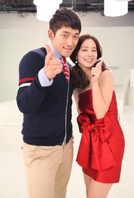 Kim Tae Hee và Bi Rain công bố kết hôn - 2