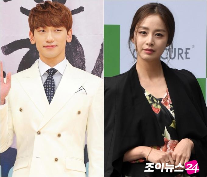 Kim Tae Hee và Bi Rain công bố kết hôn - 1