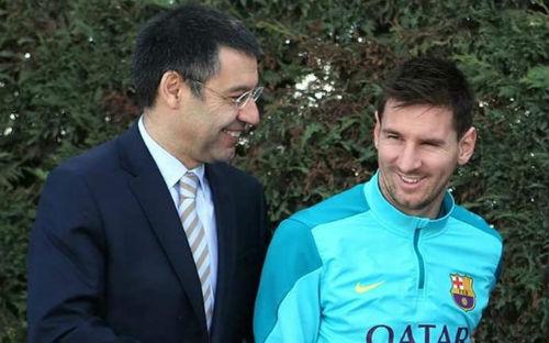 "Man City mua Messi 100 triệu bảng: Barca vẫn ""keo kiệt"" - 1"