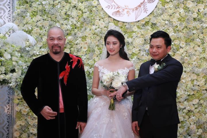 Những con số và khách mời đặc biệt từ đám cưới HH Thu Ngân - 6