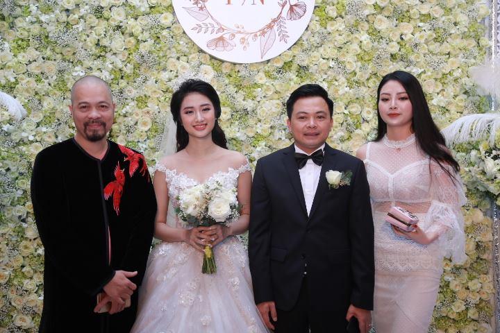 Những con số và khách mời đặc biệt từ đám cưới HH Thu Ngân - 7