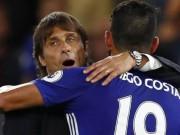 Costa – Conte mâu thuẫn: Chelsea, cẩn thận xôi hỏng bỏng không