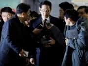 Phó chủ tịch Samsung có nguy cơ bị bắt khẩn cấp vì tham nhũng